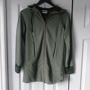 🌸3/$30🌸 Columbia full zip hoodie green